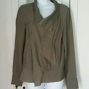 Simply Vera Vera Wang light jacket, size XS
